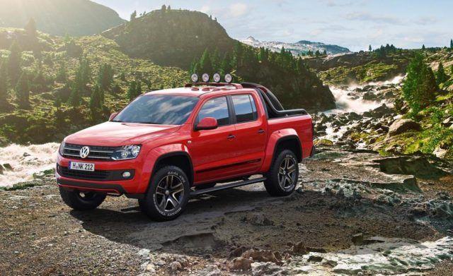 Volkswagen Amarok – Head Turning