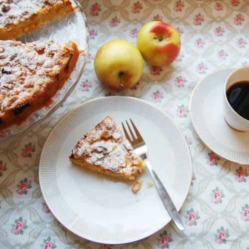 Veganer Apfelkuchen von Oma Elfi