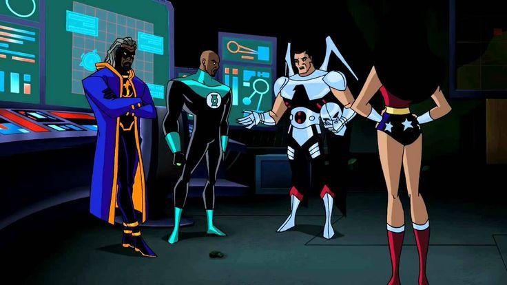 Liga da Justiça Sem Limites (A Liga no futuro)  - Batman encontra Bruce ...