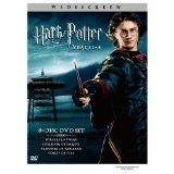Harry Potter: Years 1-4 (Harry Potter and the Sorcerer's Stone / Chamber of Secrets / Prisoner of Azkaban / Goblet of Fire) (DVD)By Daniel Radcliffe