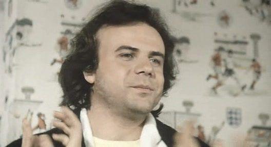 """Jerry Calà in """"Al bar dello sport"""" (1983)"""