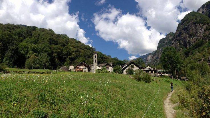 VALLE MAGIA, SWITZERLAND