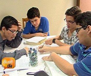 Jóvenes costarricenses nos representarán en Olimpiada de Química