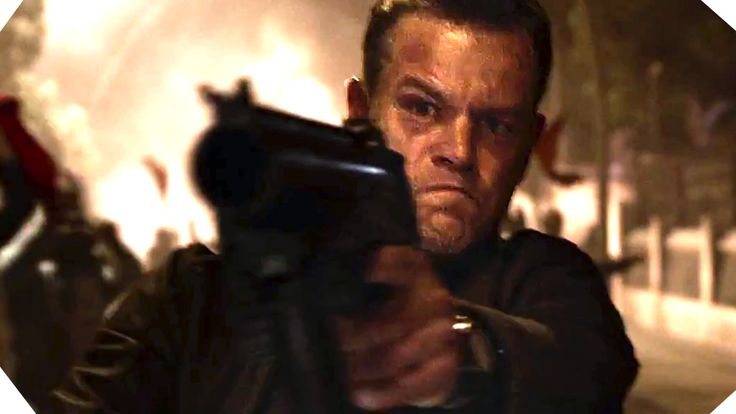 JASON BOURNE 5 TRAILER # 2 (Sneak Peek 1 - 4)