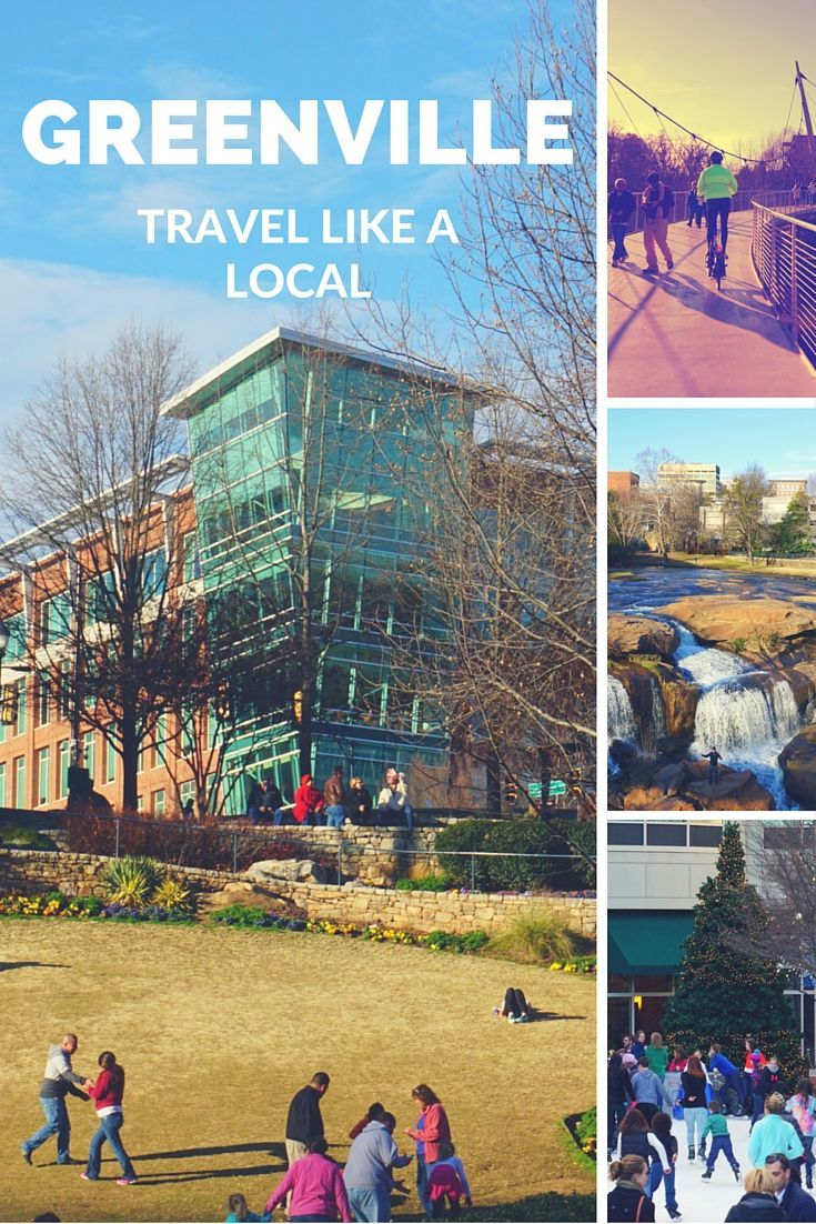 12 tips that will help you to experience the charming Greenville, South Carolina like a local