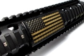 A cool website that does rail cover covers for AR's. They also do custom rail covers. Pretty dang sweet !!!