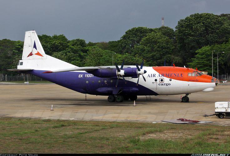 Air Armenia Cargo: Antonov An-12BK