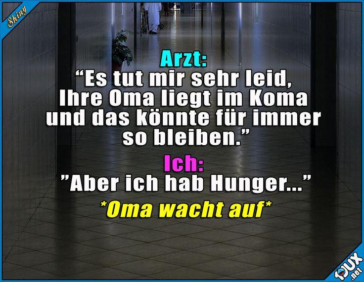 Omis lassen ihre Enkelkinder nicht hungern! :)