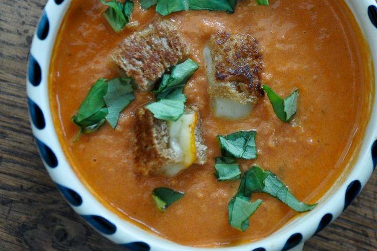 Tomato Basil Bisque recipe on Food52