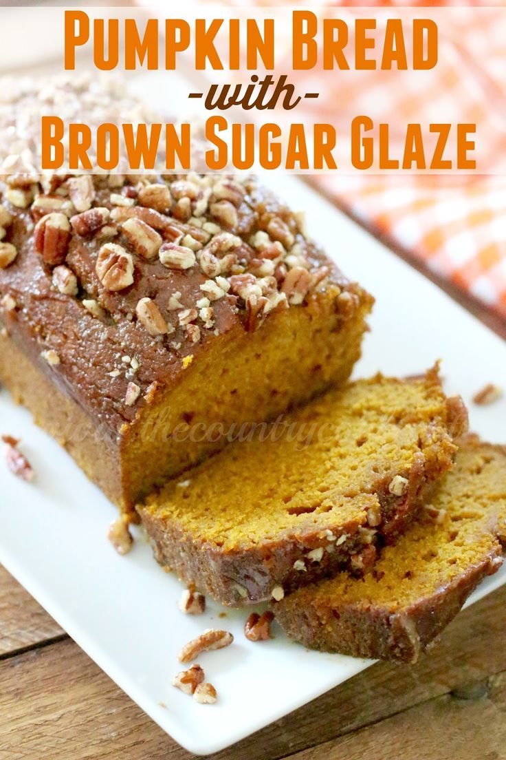 ... brown sugar glaze that you put on top. Make it with or without pecans
