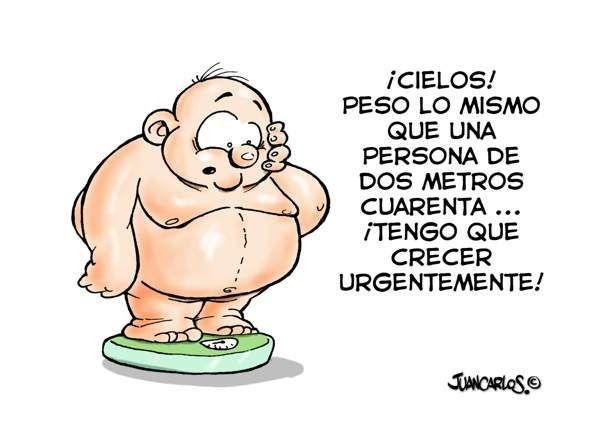 Un chiste | La página del español
