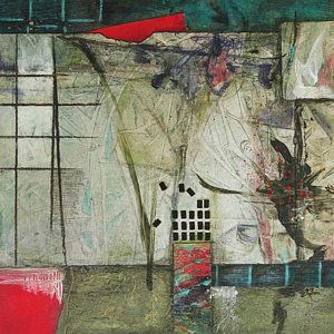 Mixed Media - Chaotic Comforts by Laura Lein-Svencner