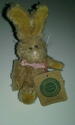 Boyds bears archive collection , Camille , rabbit 1990-1993