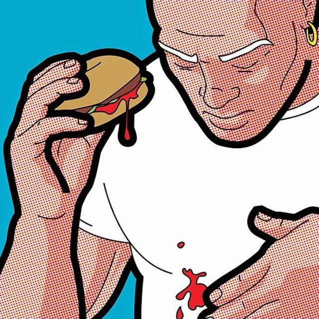 Mr Propre a un problème - Mr Clean - The secret life of heroes by Grégoire Guillemin
