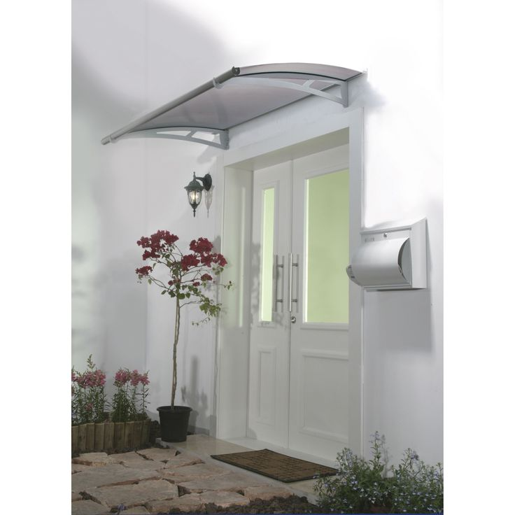 Front Door Accessories: 25+ Best Ideas About Front Door Awning On Pinterest