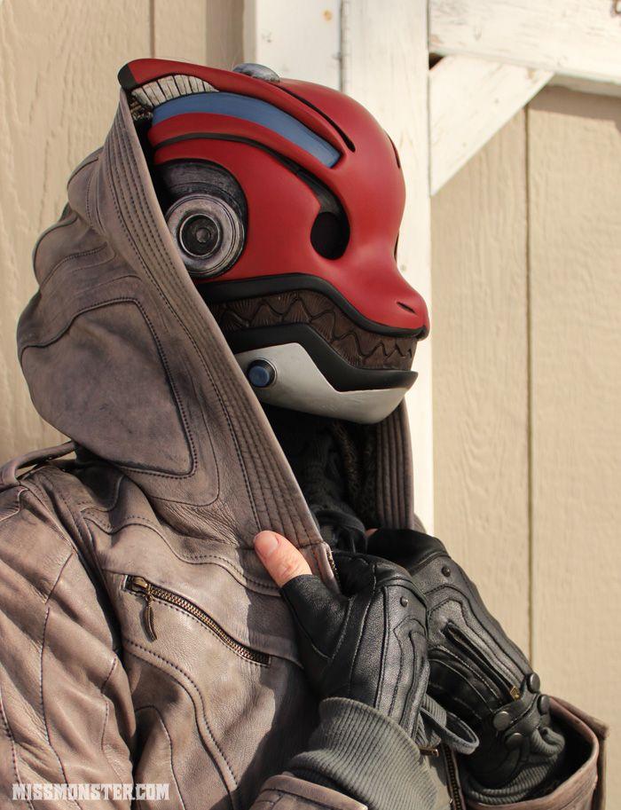 Robofox Mask | Miss Monster