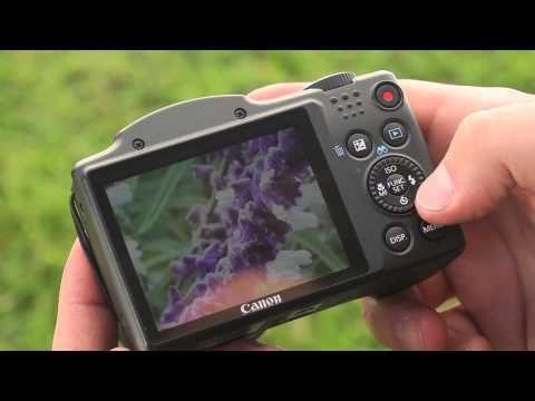 Canon Cámara Semiprofesional SX500 Falabella.com - YouTube
