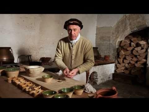Tudor cook-along videos - historic royal palaces