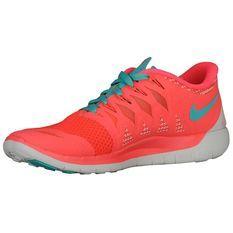Womens Nike Free 5.0 - Hyper Punch