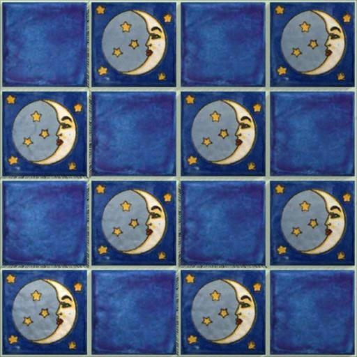 Lemog 3dtextures carrelage azuleros motifs 4 tiles for Carrelages muraux