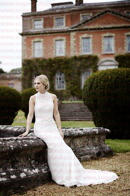 Tiffanys Catherine - Lace gown - Sugar and Spice UK - Lincoln