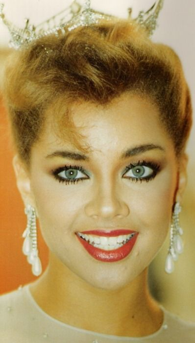 Vanessa Williams - a long time before Wilhelmina Slater n Renee