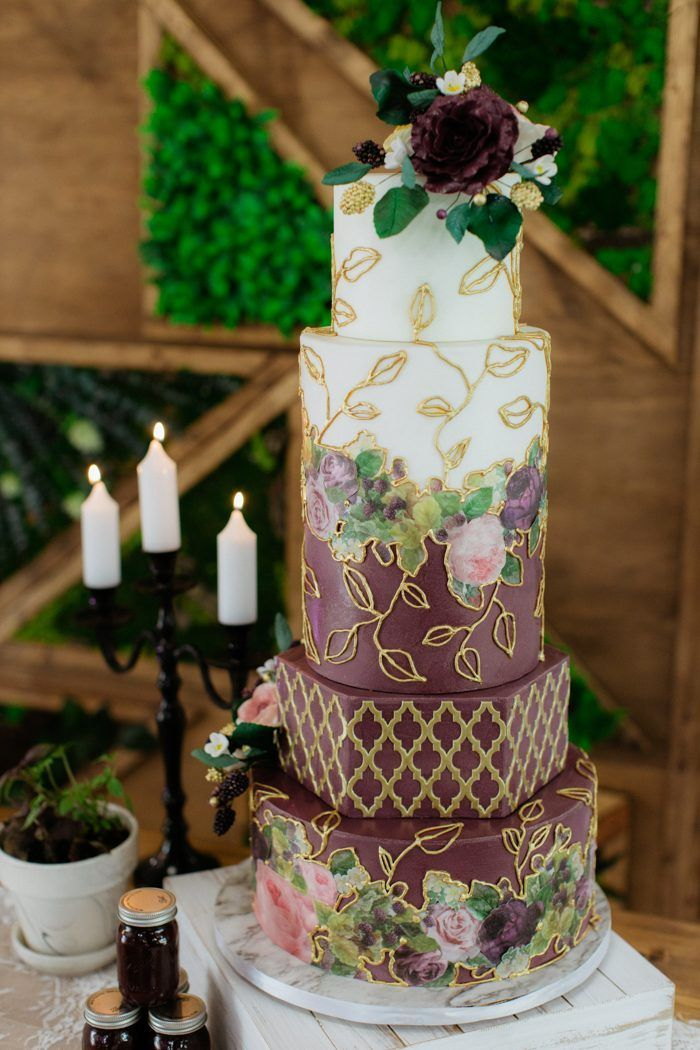 This Blackberry Farm Houston Wedding Inspiration At The Meekermark