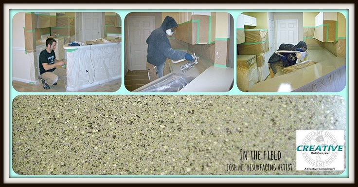 Enhance your investment with our resurfacing artists from Creative MultiCare Inc Call today 770-478-8728