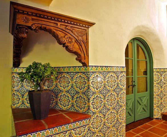 1925 Spanish Colonial In LA