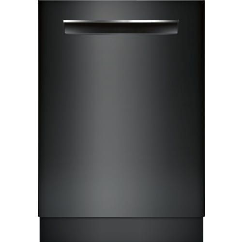 Bosch SHPM65W5 24 Inch Wide 16 Place Setting Energy Star Built-In Fully Integrated Dishwasher with Recessed Handle and Speed 60 (