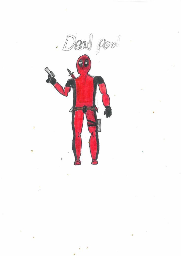 Noah M. - Deadpool