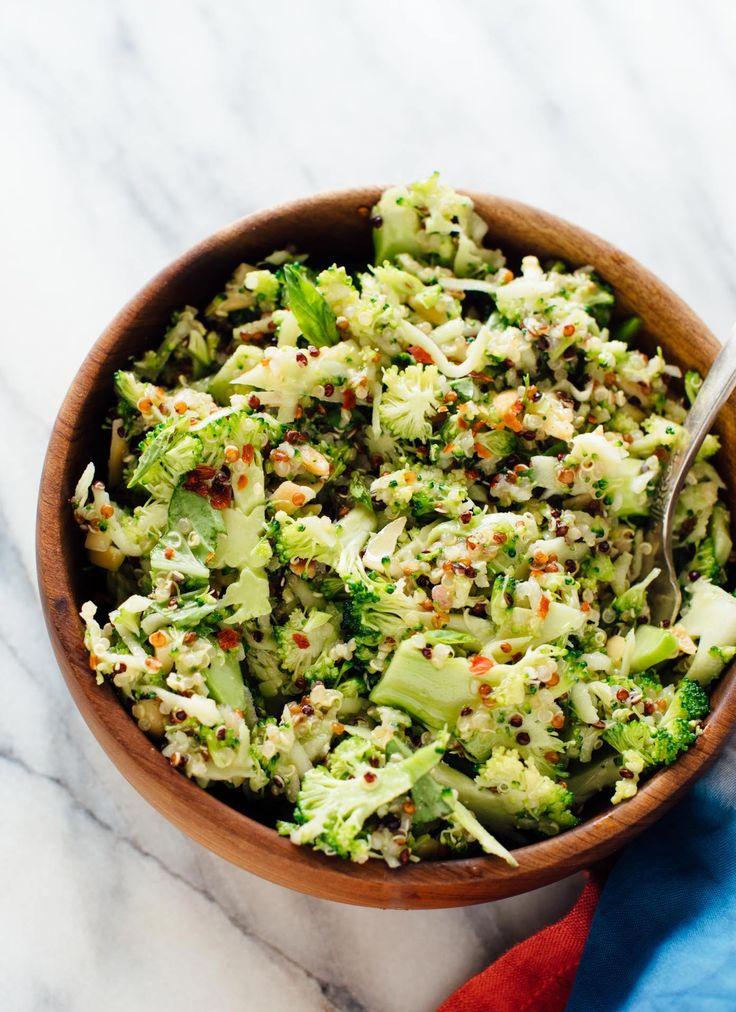 25+ bästa Quinoa broccoli idéerna på Pinterest