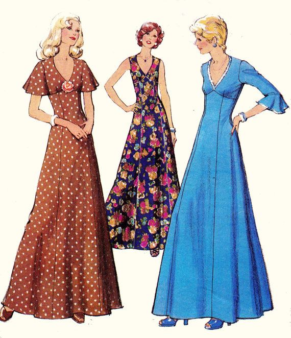 1000  ideas about Maxi Dress Patterns on Pinterest - Long floral ...