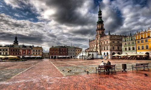 Zamość, Poland  SOURCE:FLICKR / WOJCIECH-ANDRUSZKIEWICZ