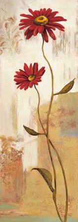 Flowers Decorative Art, Lithographs and Prints at Art.com