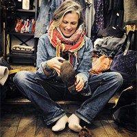 Как носить джинсы женщине зрелого возраста? 18 модных идей