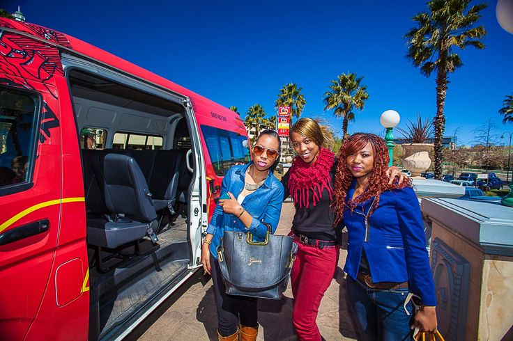 Hop on our comfortable, air conditioned Taxi to Soweto from Gold Reef City (Stop 6) and explore Johannesburg's biggest township - safely and conveniently! For more info: http://www.citysightseeing.co.za/Soweto.php