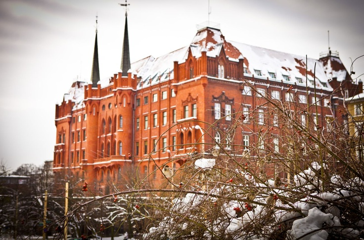 #Szczecin #Poland #winter