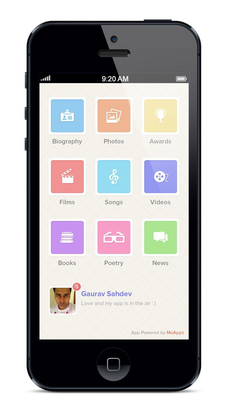 Daily Mobile UI Design Inspiration #35