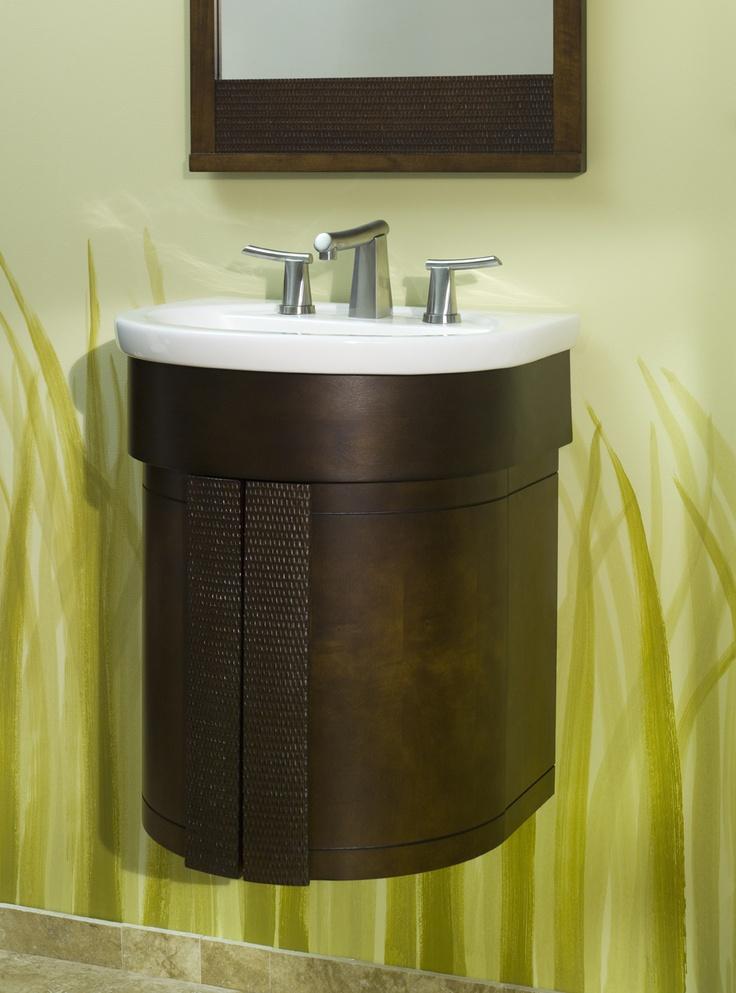 American Standard Tropic Wall Hung Washstand