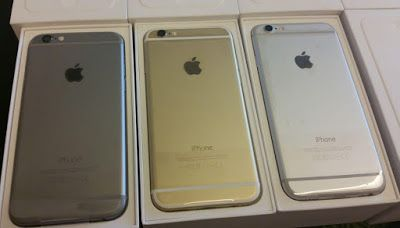 The Masterplan: Apple Iphone 6S plus 128GB of Highly Elegant and S...