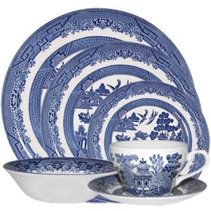 Blue Willow China - love, love, love it!!!