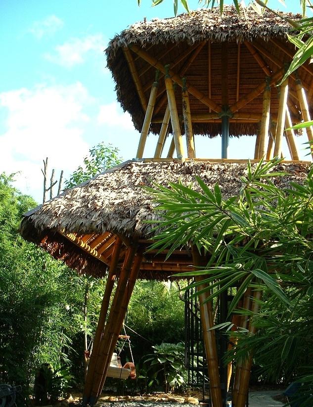 Guaduatech Bamboo Architecture