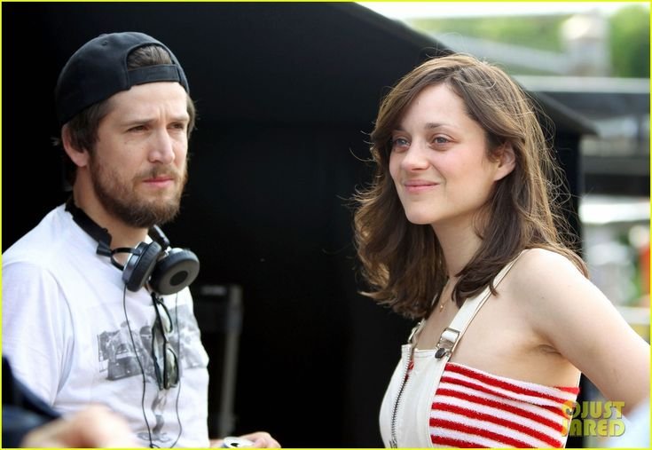 marion cotillard blood ties set with guillaume canet