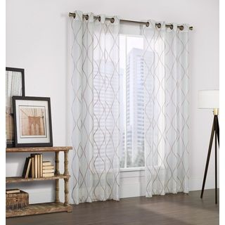 17 Best ideas about Sheer Curtain Panels on Pinterest | Sheer ...