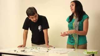 Zambeca - Entrevista a la diseñadora Claudia Núñez. #Arduino, #LilyPad, #etextil