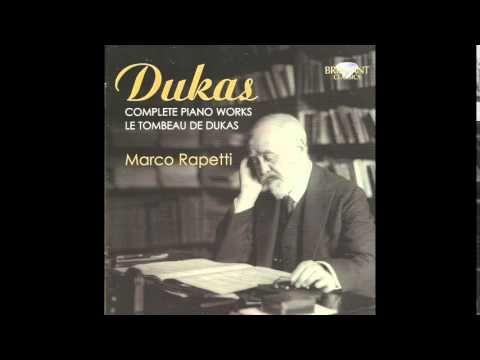 PAUL DUKAS - L'Apprenti Sorcier (The Sorcerer's Apprentice) - M. RAPETTI...