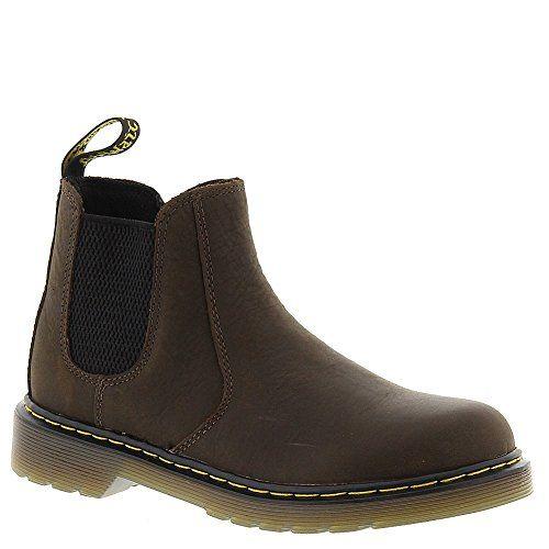Dr Martens Banzai Junior Dark Brown Leather 33 EU - http://on-line-kaufen.de/dr-martens/33-eu-dr-martens-banzai-junior-dark-brown-leather