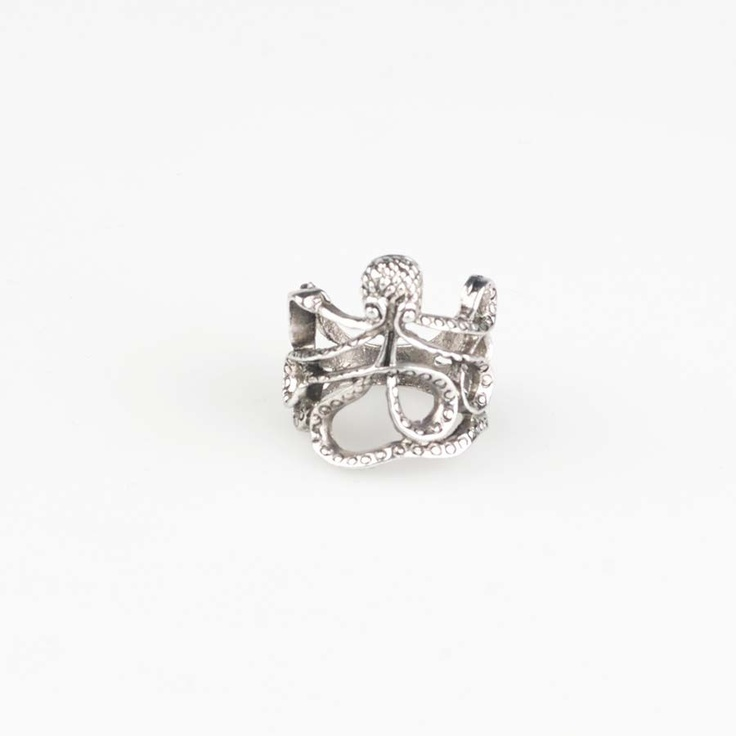 #ring #rockmilk #octopus
