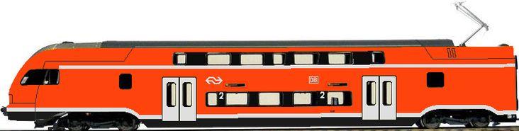 DB IC Oranje Stadler KISS3 nr1